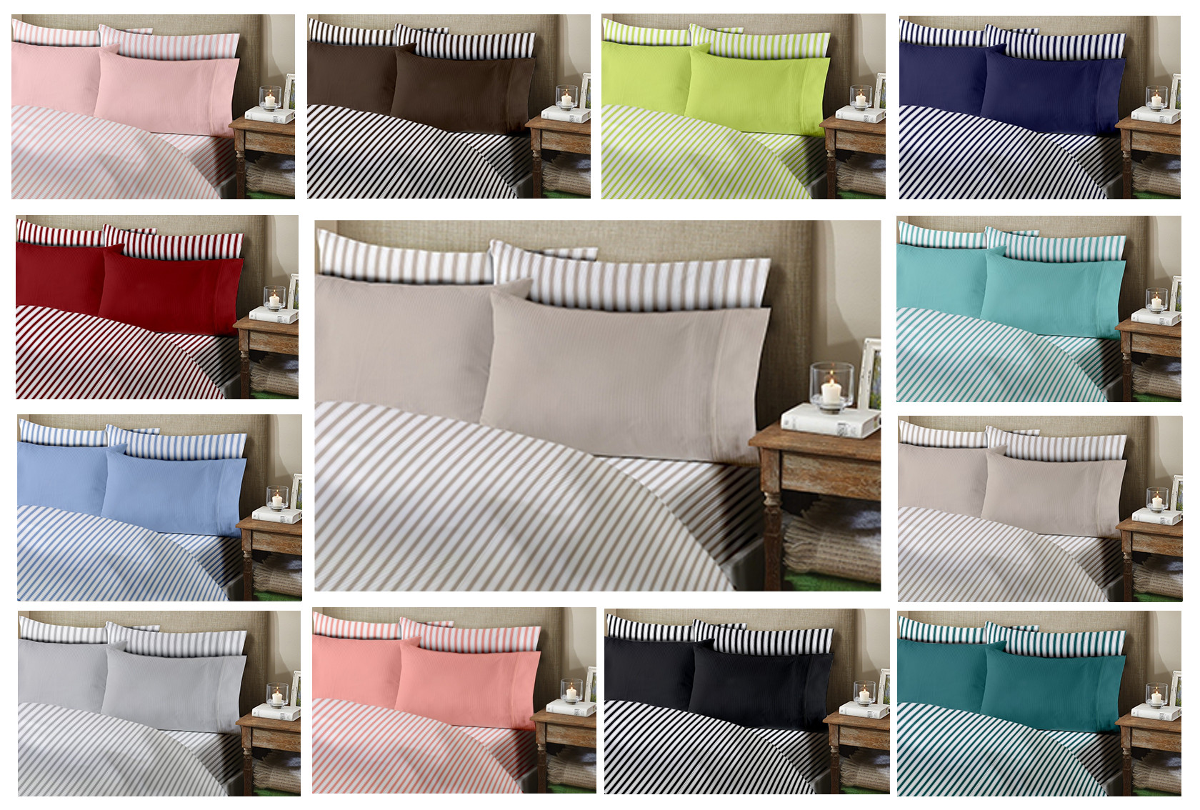 Series Egyptian Comfort Bed Sheets