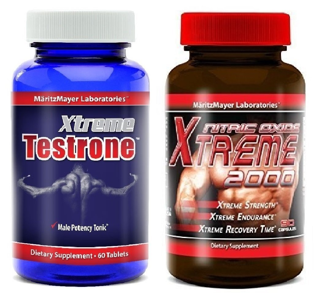 what is testrone